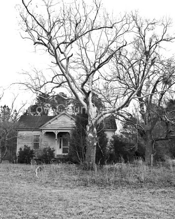 Abandoned Home 2 - Rockingham, NC
