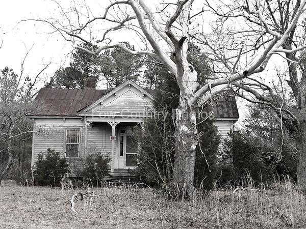 Abandoned Home - Rockingham, NC