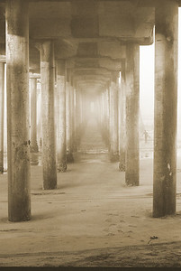 Huntington Beach Pier, California