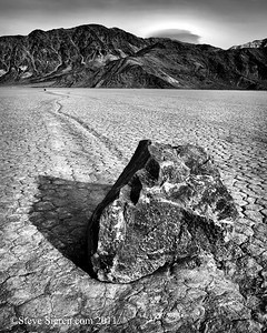 3D Rock  Death Valley