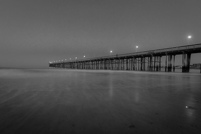 Ventura Pier Before Sunrise