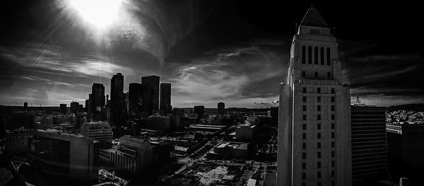 Gotham has nothing on the City of Angels