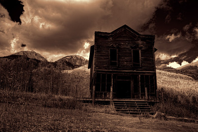 Ghost Saloon