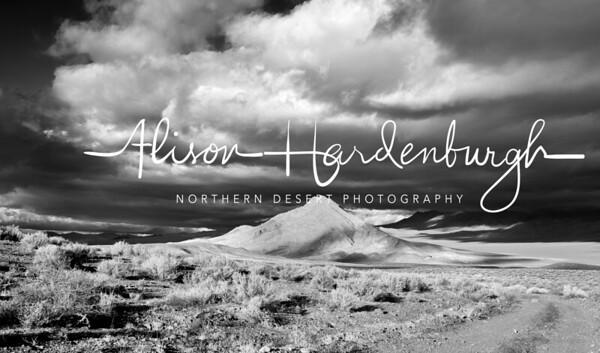 Chalk Mountain, Highway 50 - Nevada