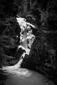 Johnston Canyon Spring