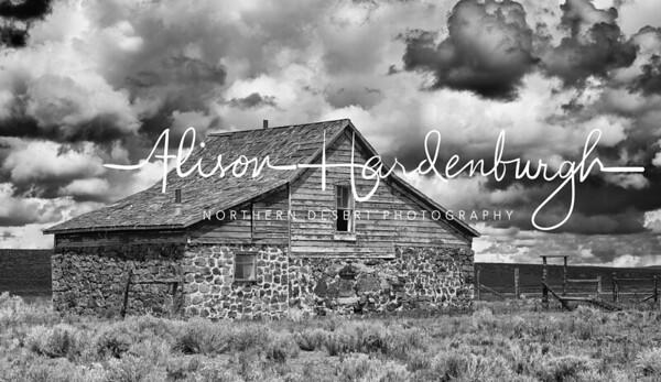 Abandoned Ranch House, IXL Ranch