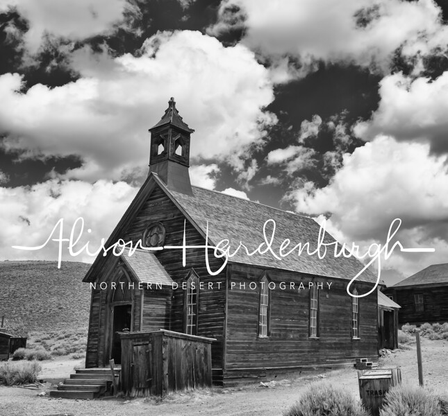 Church, Bodie California