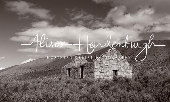 Stone Ranch House, Central Nevada