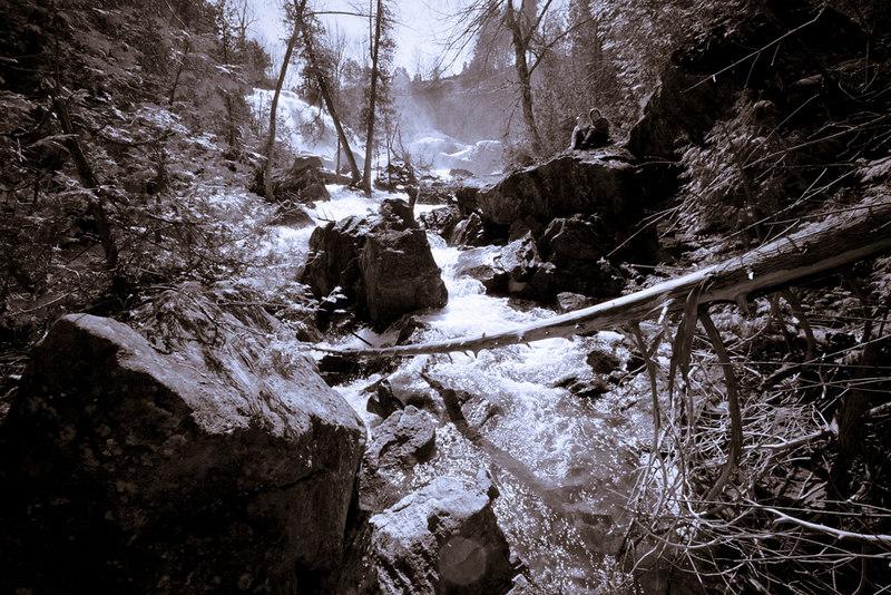Inglis Falls, Owens Sound ON