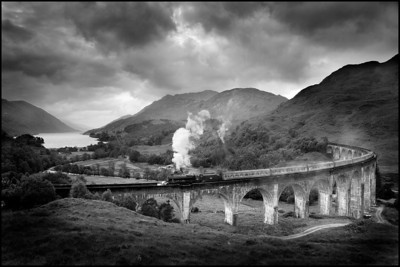 Train Glenfinnan