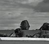 Twin Houses.<br /> Huse ved Aversi set fra Assendrupvej. Denmark.