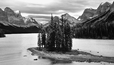 Spirit Island - Alberta, Canada