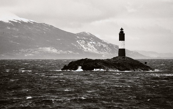 Beagle Channel Lighthouse - Ushuaia, Argentina