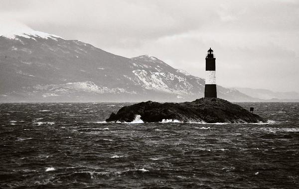 Beagle Channel Lighthouse - Ushuaia, Argentina