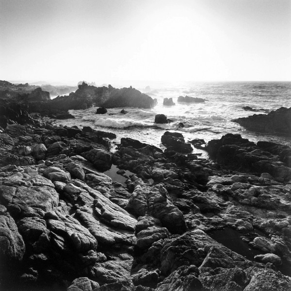 View near Point Pinos, Pacific Grove, California