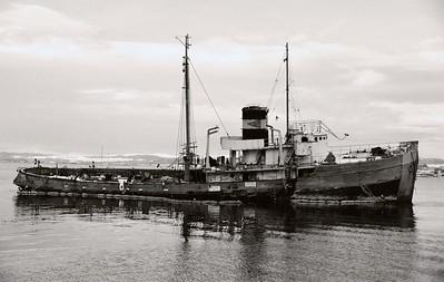 Beagle Channel Shipwreck - Ushuaia, Argentina