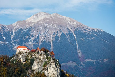 Bled Castle, Slovenia 2017
