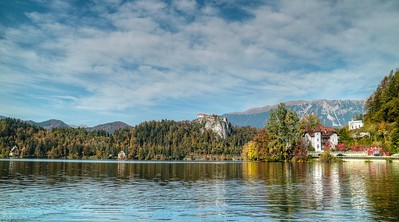 Lake Bled, Slovenia, 2017