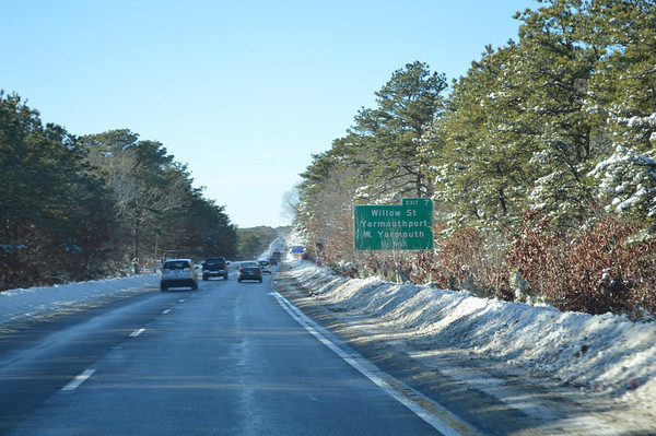 Blizzard in Brewster 2014