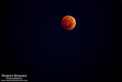 Blood Moon 8 October 2014