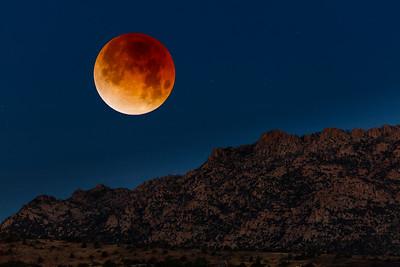 Super Super Blood Moon