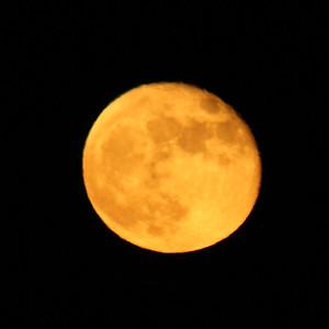 Blood Moon Solar Eclipse