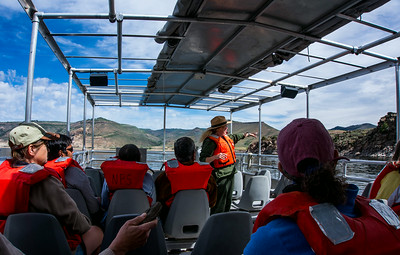Blue Mesa Boat Tour
