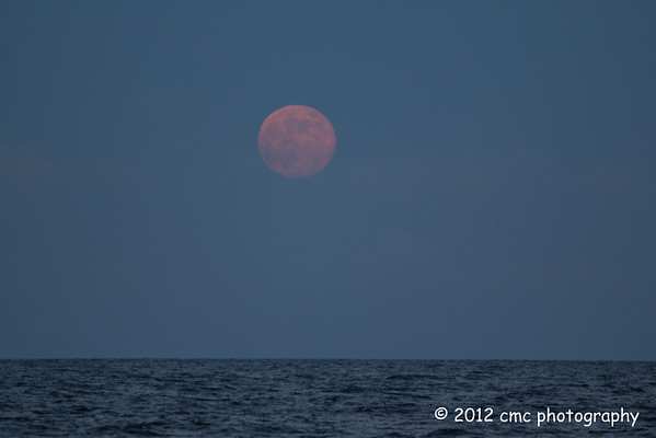 Blue Moon - Aug 2012