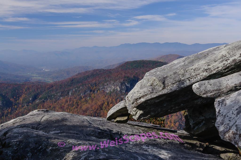 Hawksbill Mountaintop.