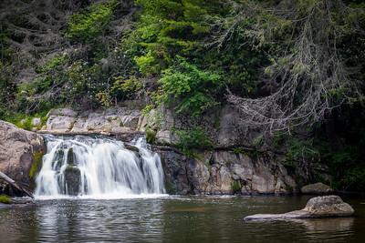 Linville River, Blue Ridge Parkway, NC
