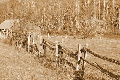 Blue Ridge Parkway - Blowing Rock NC