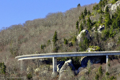 Lynn Cove Viaduct - Blue Ridge Parkway NC