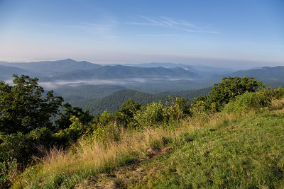 mt. pisgah region