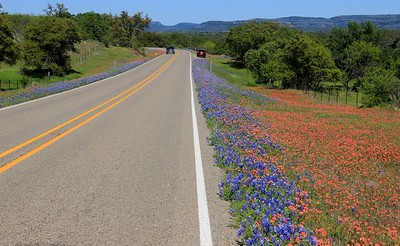 Saturday April 2,  Hwy 965 close to Hwy 16 junction. Looking East in the afternoon.