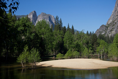 Mono Lake Yosemite loop 533