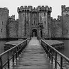 Bodiam Castle - Sussex (January 2016)