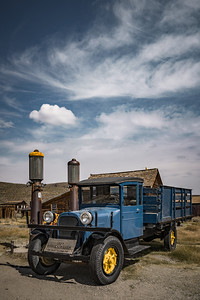 Bodie Ghost Town, Bodie, California
