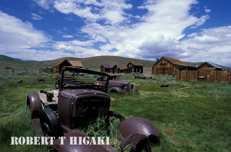 Bodie State Park, CA