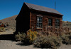 Conway House in Bodie, Calif. 9-25-09. Mr. Conway's company was responsible for keeping the town supplied with everything it needed using wagon trains to Carson City, Nevada ( the nearest railhead) in the 1880's. It was a nine day round trip on average. Conway family members still lived here into the 1940's, long after the town had been functionally abandoned .