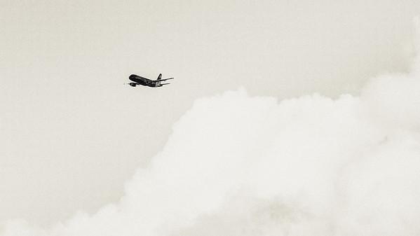 All Black Air New Zealand A320