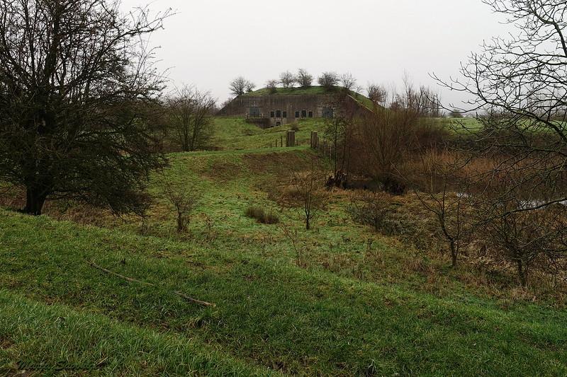 Voormalig fort