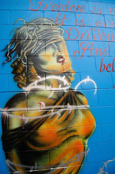 Freak Alley Boise. Photo by Mike Reid.