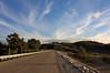 Puddingstone dam road; Frank G. Bonelli Park, San Dimas, CA, 2-23-09.
