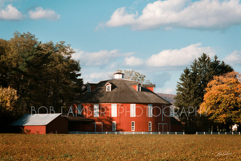 Round Barn, Centre Hall, PA