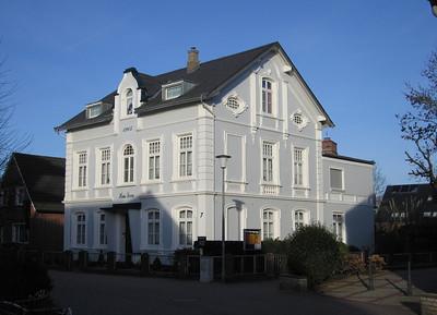 Jugendstil villa Haus Donn