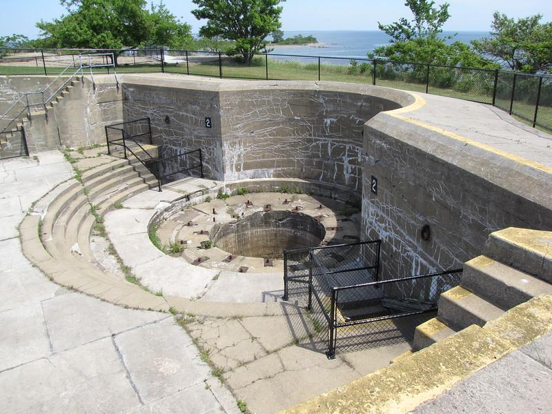 Fort Warren Cold War Coastal Defense