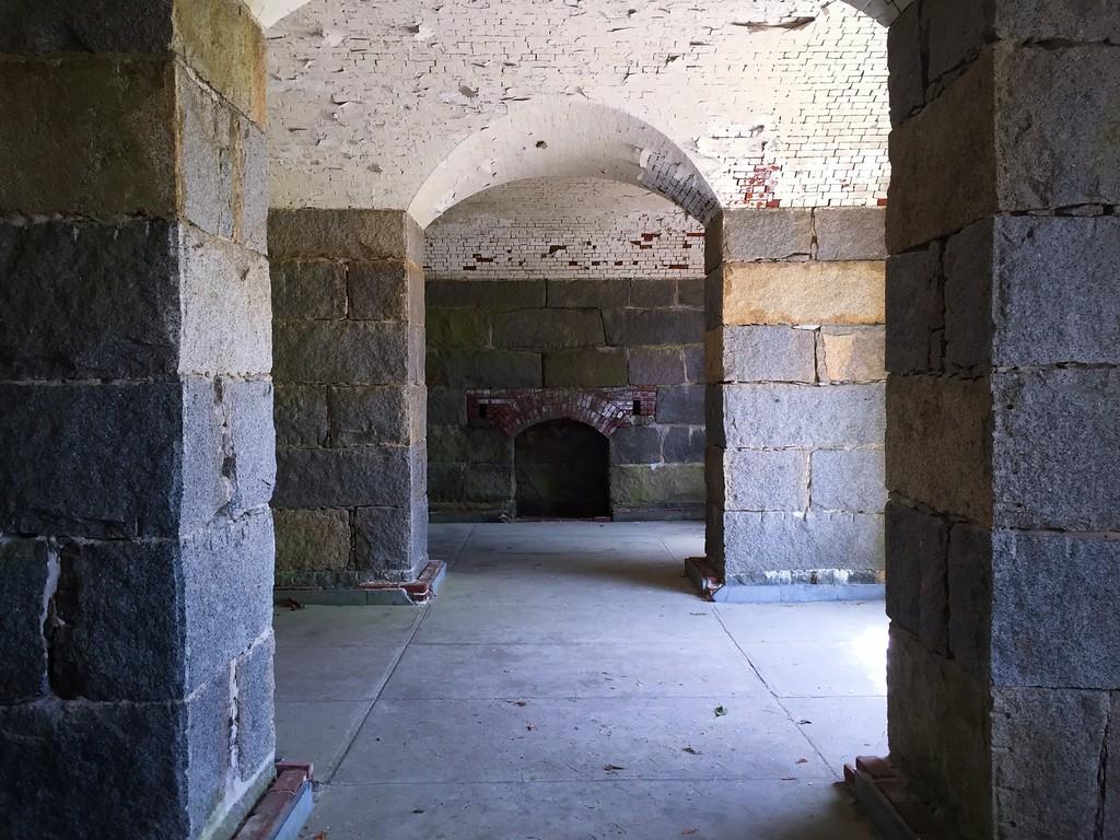 Fort Warren Guard House