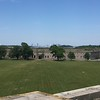 Fort Warren with Boston skyline