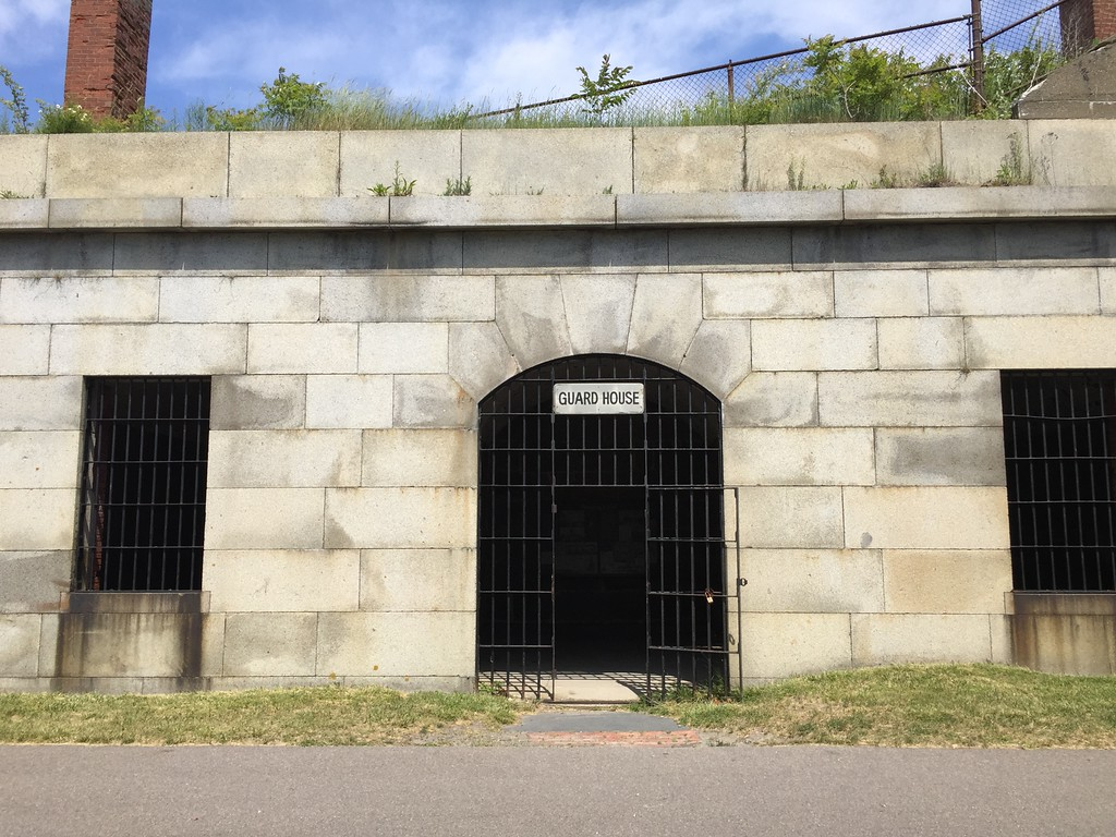 Fort Warren Guard House