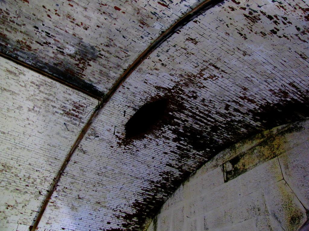 Fort Warren interior hallways and chambers